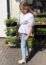 Edmee Cotton Shirt - White additional image