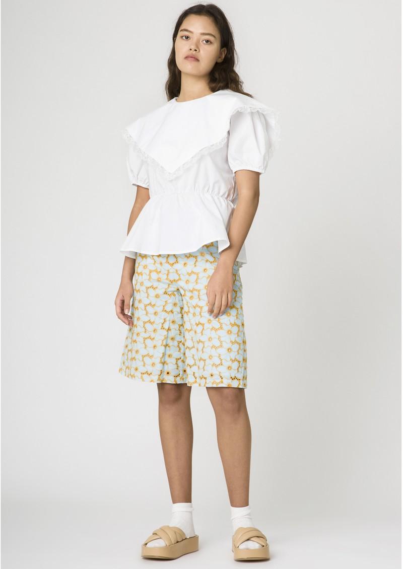 RESUME Edmee Cotton Shirt - White main image