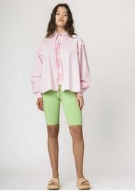 RESUME Edith Cotton Shirt - Pink
