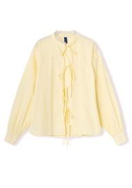 RESUME Edith Cotton Shirt - Sunshine