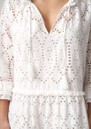 Vilda NS Broderie Anglaise Dress - White additional image