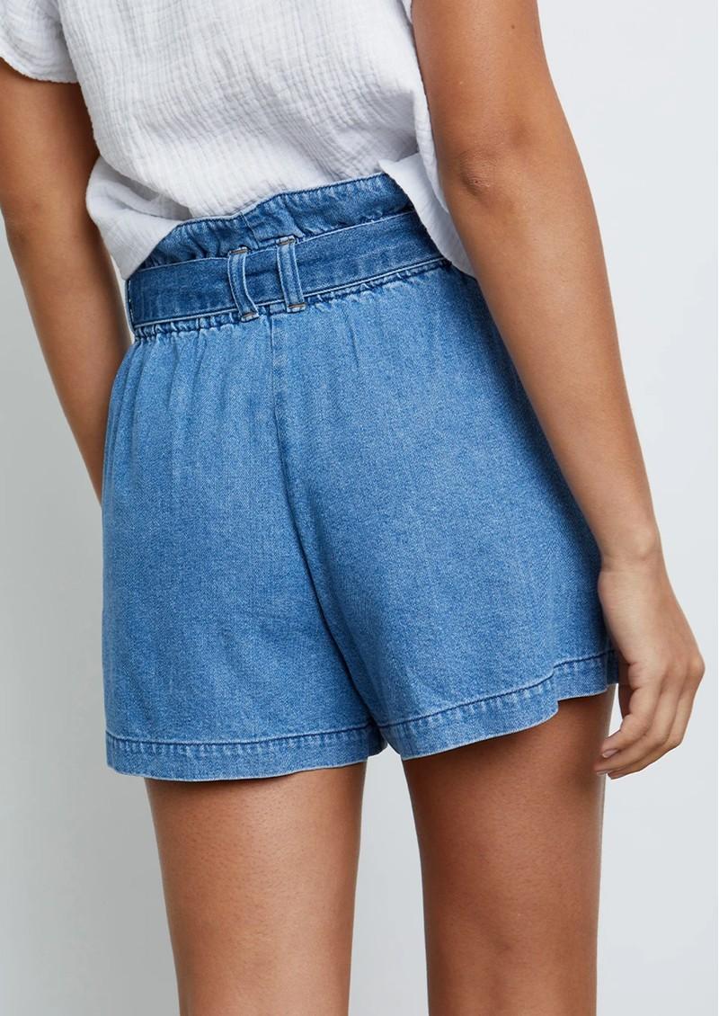 Rails Belle Shorts - Sorrento Wash main image