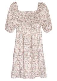 Rails Geena Floral Print Mini Dress - Ambrosia