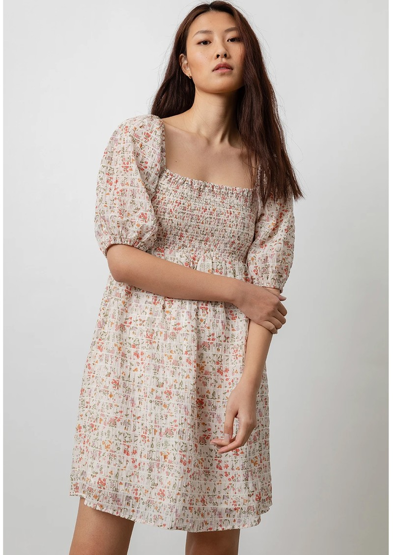 Rails Geena Floral Print Mini Dress - Ambrosia main image