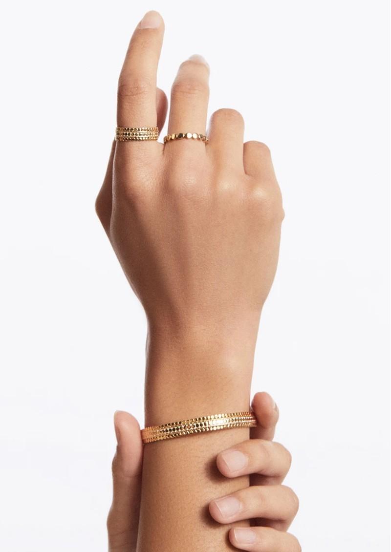 ANNA BECK Scalloped Cuff - Gold main image