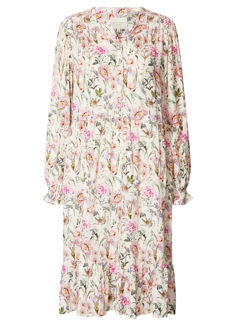 LOLLYS LAUNDRY Audrey Printed Dress - Flower  main image