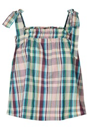 LOLLYS LAUNDRY Anne Top - Check