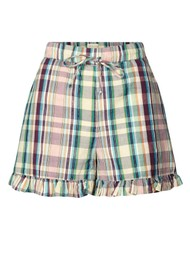 LOLLYS LAUNDRY Ida Shorts - Check