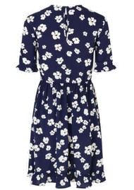 BAUM UND PFERDGARTEN Alanna Dress -Patriot Blue