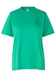 BAUM UND PFERDGARTEN Jalo Organic Cotton T-Shirt - Gumdrop Green