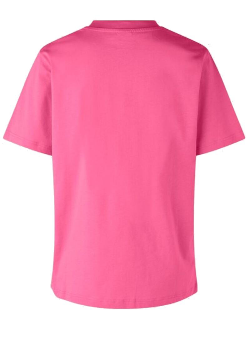 BAUM UND PFERDGARTEN Jalo Organic Cotton T-Shirt - Hot Pink main image