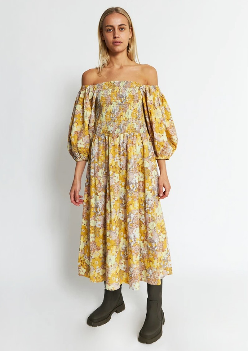 STELLA NOVA Penny Cotton Dress - Flower Field main image