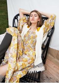 STELLA NOVA Penny Cotton Dress - Flower Field