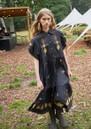 Ranya Cotton Dress - Dark Natural additional image