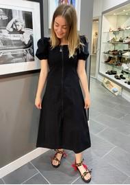 BAUM UND PFERDGARTEN Aheli Dress - Black