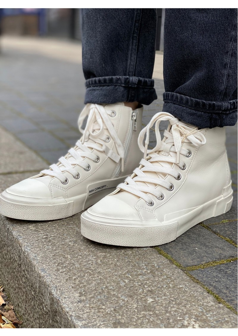 Ash Ghibly Bis Trainers - Gardenia main image