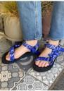 Trekky Sandals - Bandana Cerulean additional image
