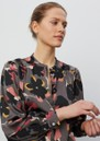 Day Sequence Printed Blouse - Seagull  additional image