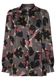 Day Birger et Mikkelsen Day Sequence Printed Blouse - Seagull