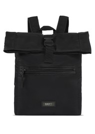 DAY ET Day Gweneth RE-S Backpack Roll - Black