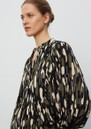 Day Amongst Printed Blouse - Black additional image