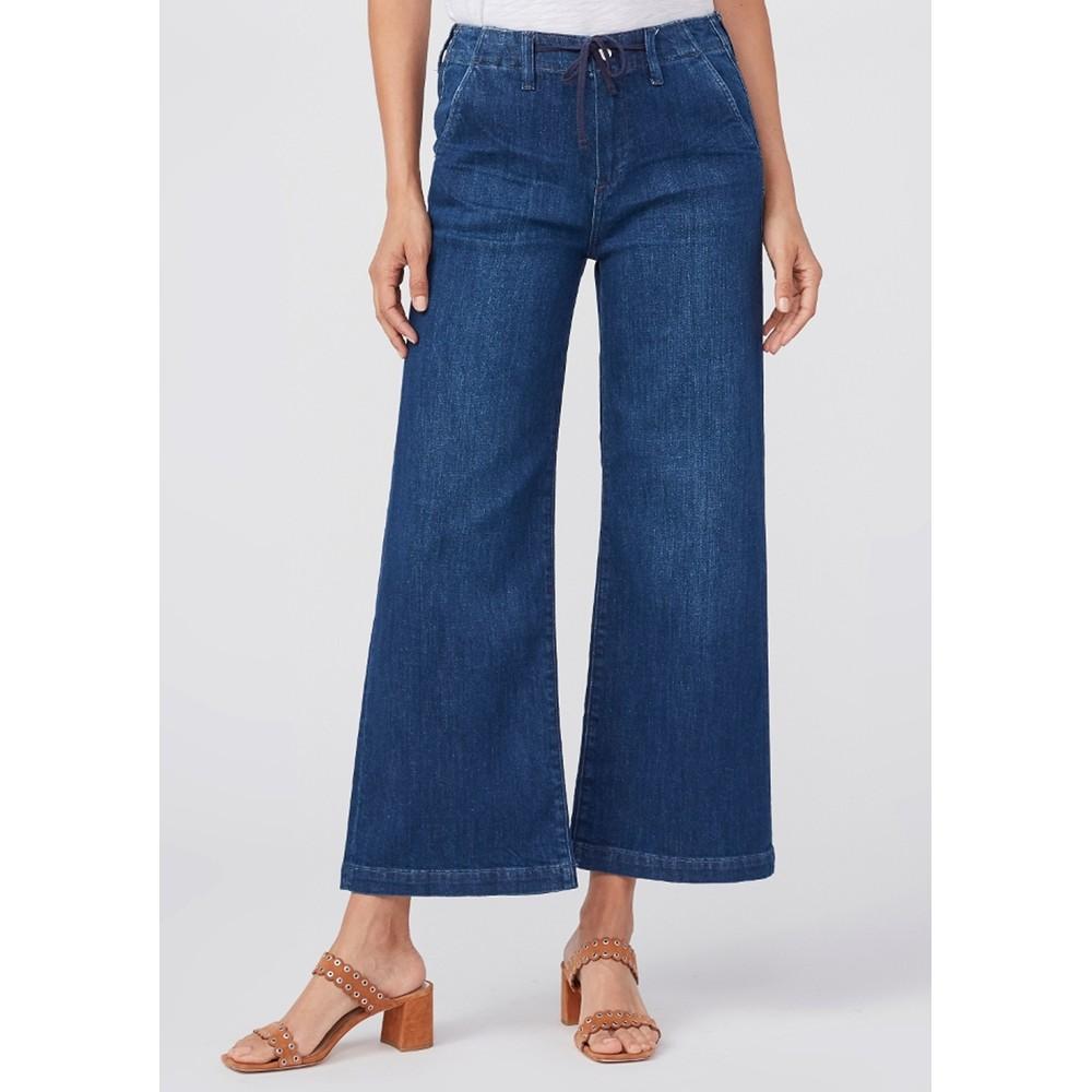 Carly High Rise Wide Leg Pant - Roya