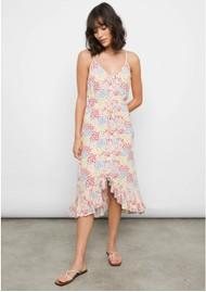 Rails Frida Linen Mix Dress - Flower Meadow