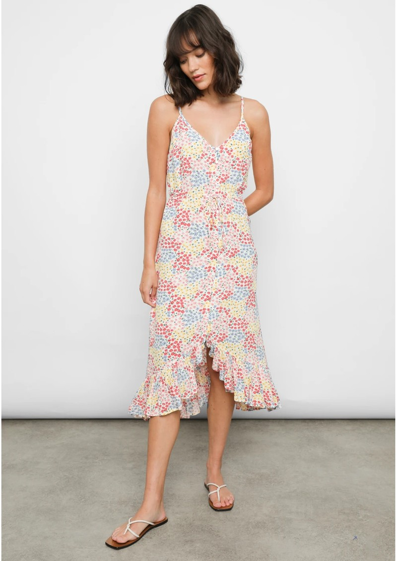 Rails Frida Linen Mix Dress - Flower Meadow main image