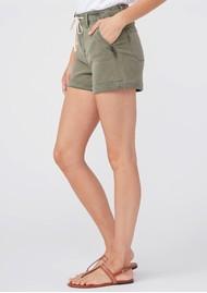Paige Denim Christy Short - Vintage Ivy Green