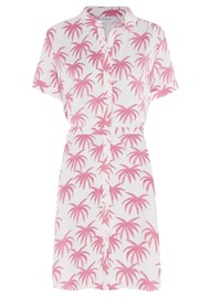 FABIENNE CHAPOT Boyfriend Dress - Pretty Palm