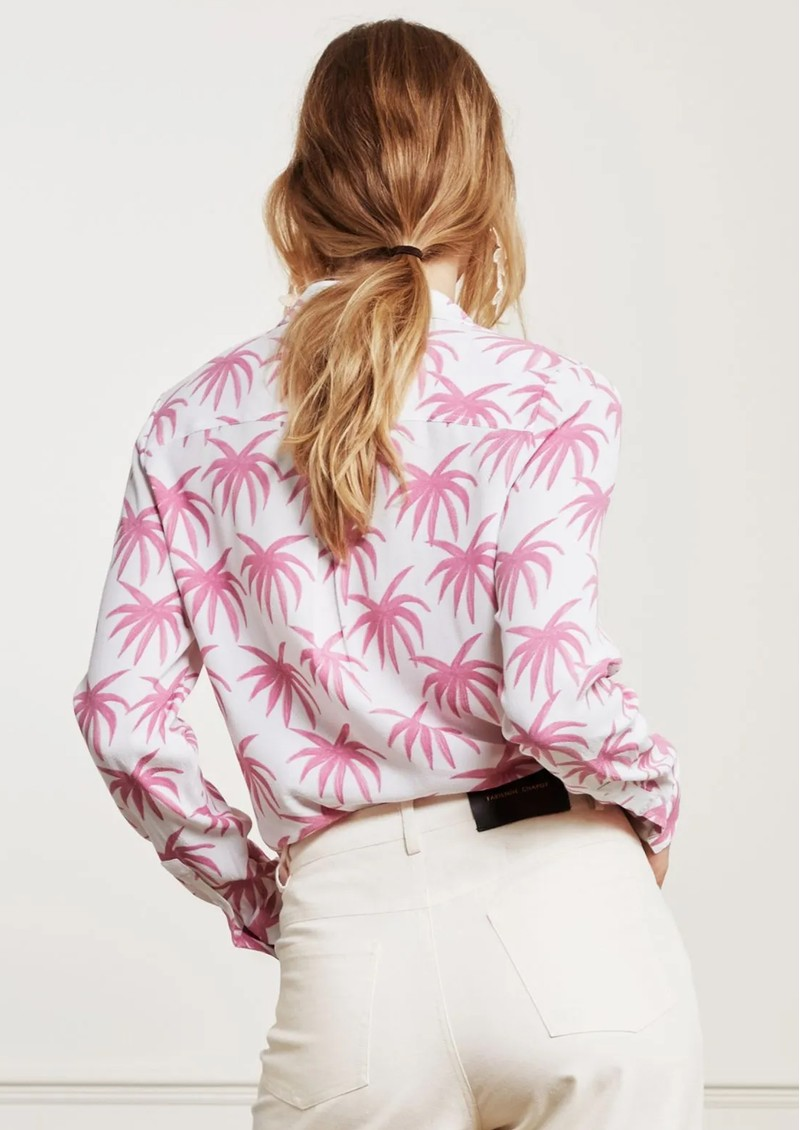 FABIENNE CHAPOT Lily Blouse - Pretty Palm main image