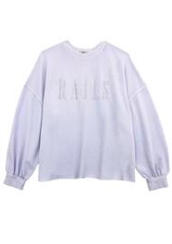 Rails Rails Signature Sweatshirt - Lavender