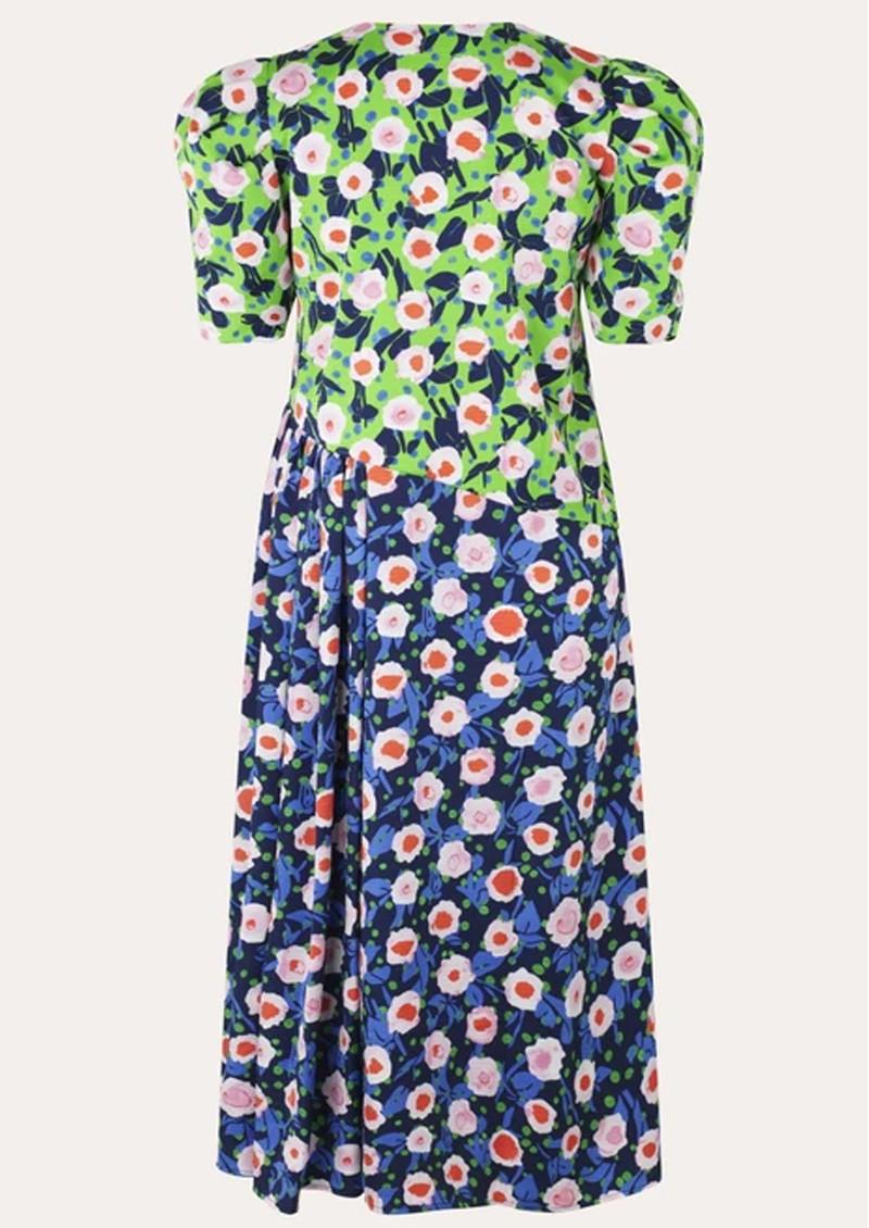 STINE GOYA Kori Floral Midi Dress - Flowermarket main image