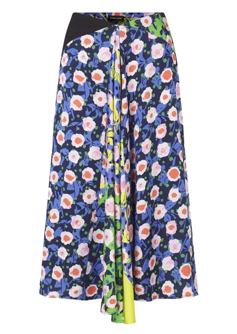 STINE GOYA Lilah Midi Printed Skirt - Flowermarket main image