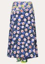 Lilah Midi Printed Skirt - Flowermarket additional image