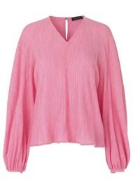 STINE GOYA Ida Blouse - Pink