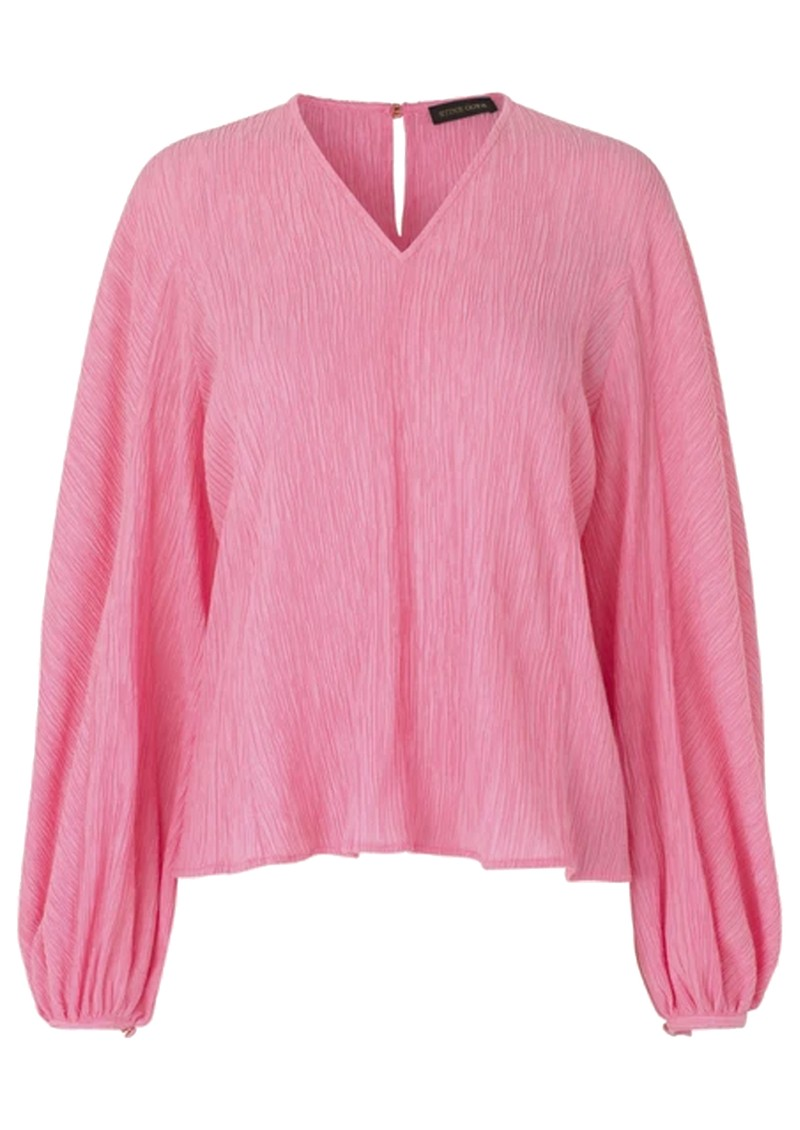 STINE GOYA Ida Blouse - Pink main image