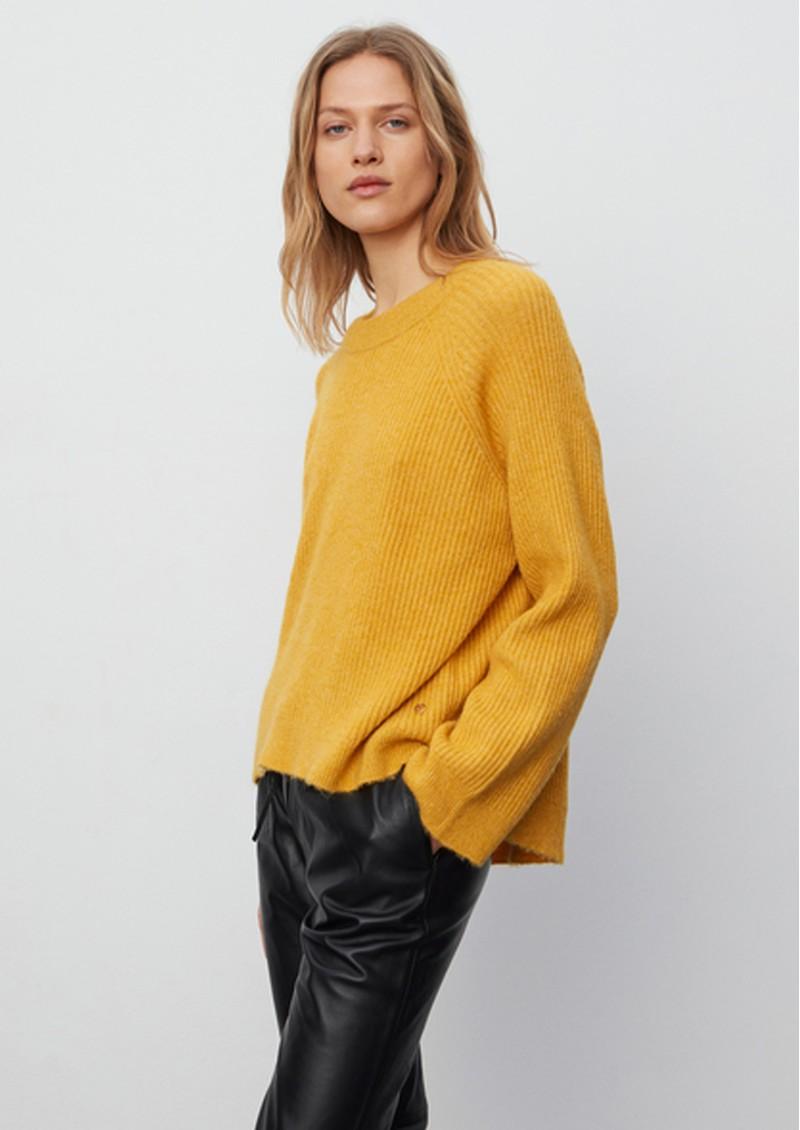 Day Birger et Mikkelsen Day Essence Pullover - Tawny Olive main image