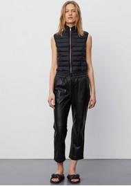 Day Birger et Mikkelsen Day Skin Leather Trouser - Jet Black