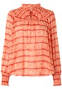 Santiago Blouse - Dusty Coral additional image