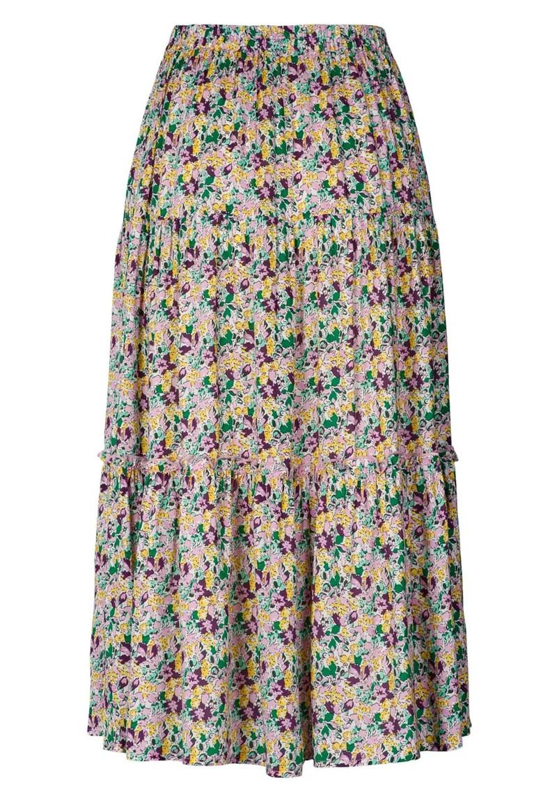 LOLLYS LAUNDRY Morning Midi Skirt - Multi main image