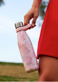 SWELL Bottle Handle - Pink Topaz