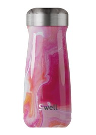 SWELL The Traveller 16oz Water Bottle - Rose Agate