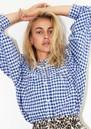 Frankie Shirt - Neon Blue additional image