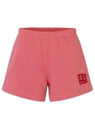 BAUM UND PFERDGARTEN Josann Organic Cotton Shorts - Slate Rose