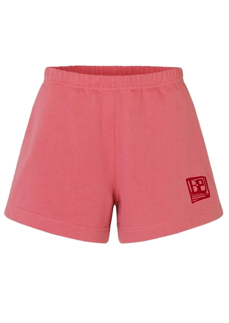 BAUM UND PFERDGARTEN Josann Organic Cotton Shorts - Slate Rose main image