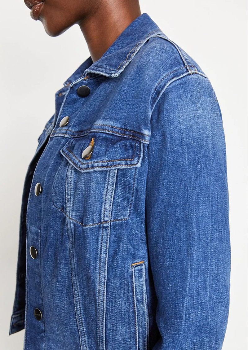 Frame Denim Le Vintage Denim Jacket - Watham Way main image