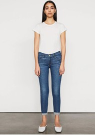 Frame Denim Le Garcon Relaxed Fit Jeans - Clint
