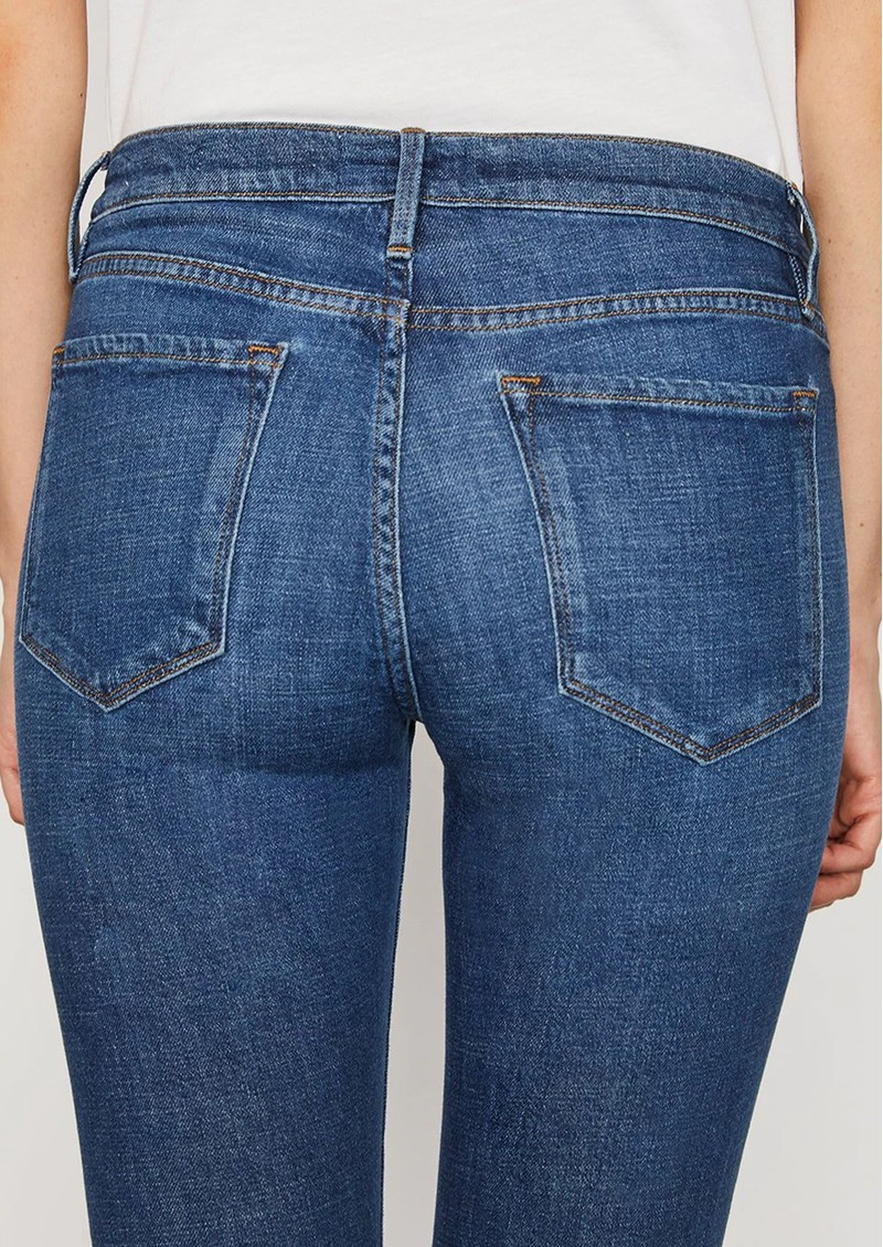 Frame Denim Le Garcon Relaxed Fit Jeans - Clint main image