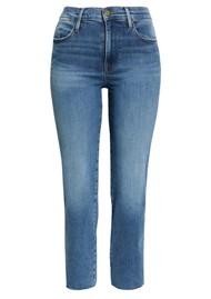 Frame Denim Le High Straight Jeans - Tide Pool